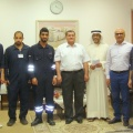 Technical training for Kuwaiti students